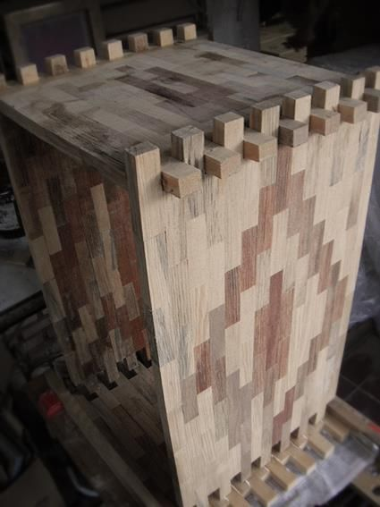 how to make a cajon drum instructions