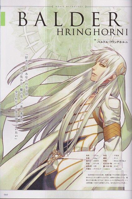 Kamigami no Asobi-Baldr....turns yandere??? is more interesting...
