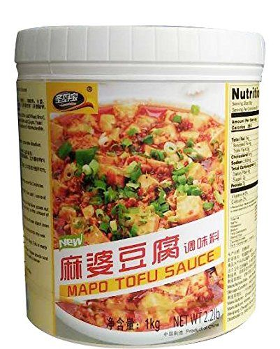 Spicy Element MaPo Tofu Sauce Value Pack 35 oz  Authentic Sichuan Taste -- Continue to the product at the image link.Note:It is affiliate link to Amazon.