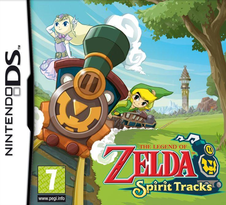 The legend of Zelda: Spirit Tracks: Amazon.fr: Jeux vidéo