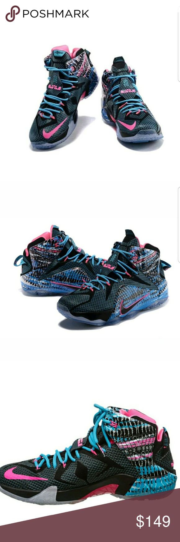 Nike Men's Lebron XII