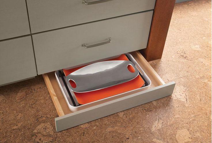 1000 images about medallion storage options on pinterest - Kitchen cabinet toe kick options ...