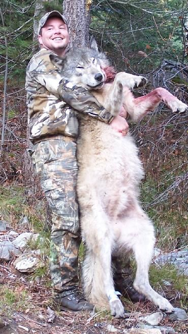 Idaho wolf hunting outfitter