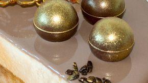 Зеркальная карамельная глазурь | Caramel Mirror Glaze Recipe - YouTube
