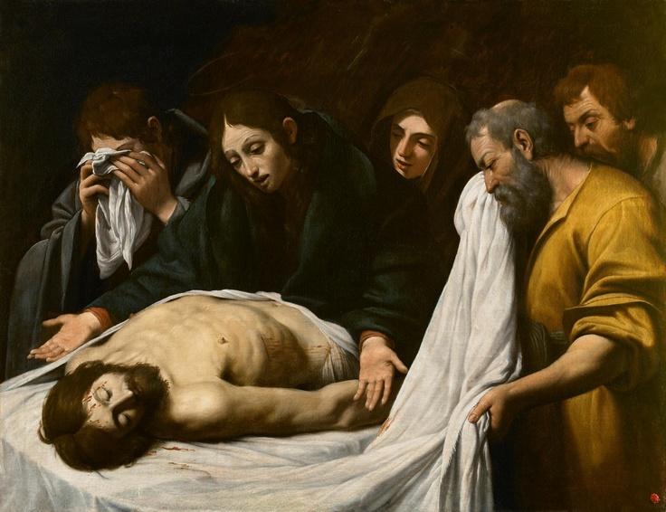 Leonello Spada, Lamentation over the Dead Christ