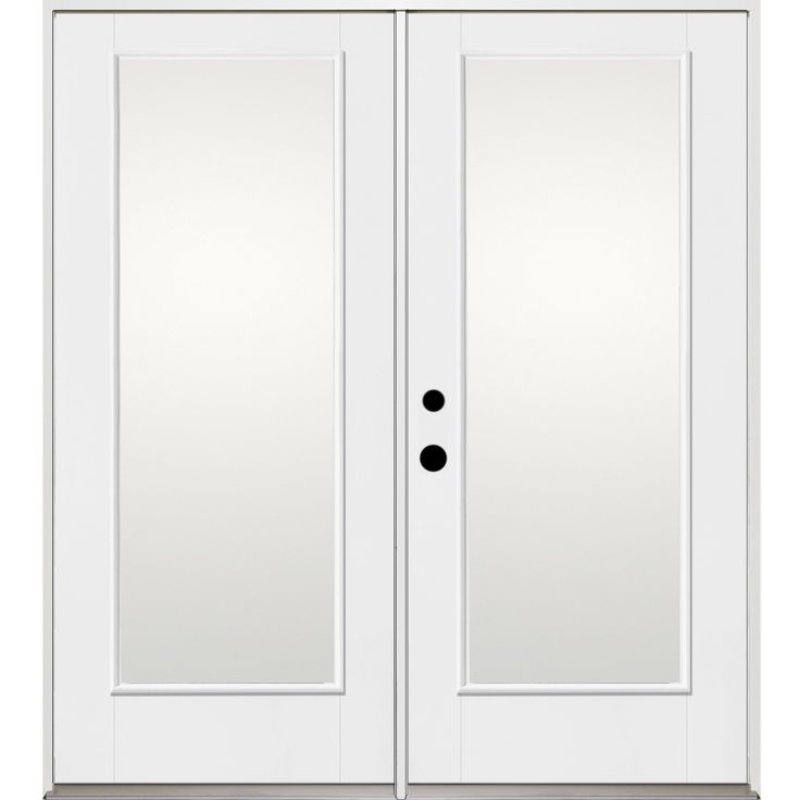 Shop Benchmark By Therma Tru 70 9/16 In Low E · Patio DoorsLowesPatios