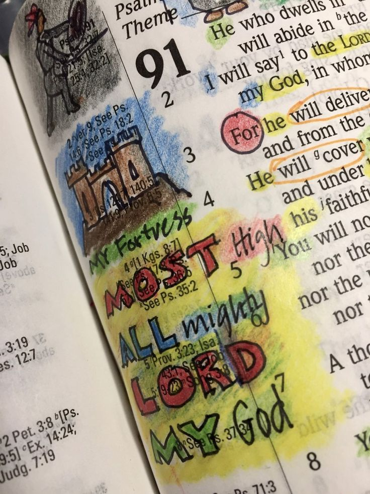 30 Days in Psalm 91 for Busy Mamas, Day 13: God's Names
