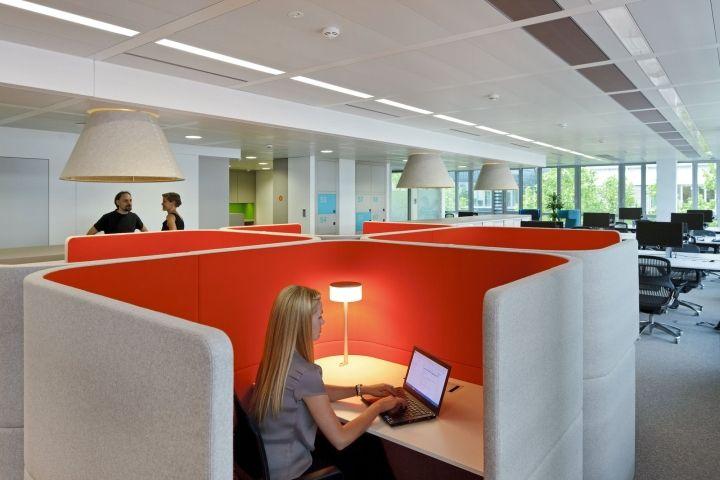 GlaxoSmithKline Offices by M.O.O.CON, Vienna – Austria » Retail Design Blog