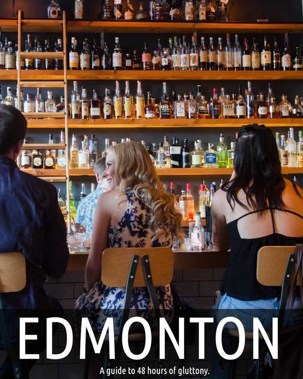 With a revitalized food scene don't count Edmonton out for some of the best food in Canada.Wondering where to find the best Edmonton restaurants, heres your 48 hour guide on any budget.