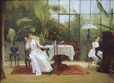 189 éve született Munkácsy Mihály. Szeretitek a festményeit?