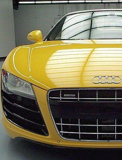 Very Rare! #Audi V10 R8 Spyder Cabriolet....Wonderful #spon