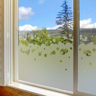 10 id es propos de rideaux de fen tre de salle de bains for Cacher vis a vis fenetre