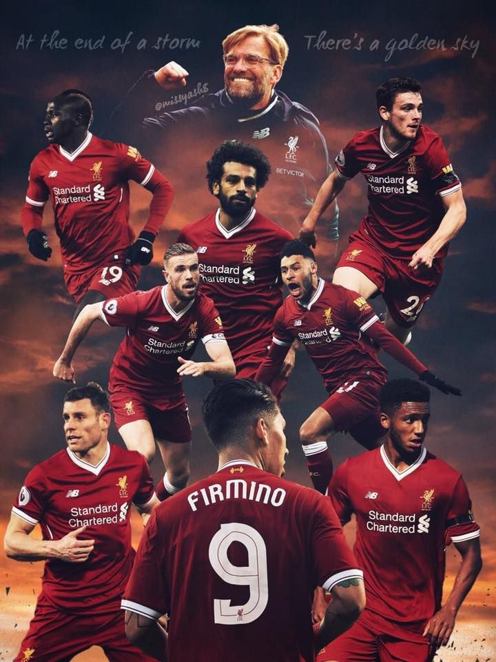 The Best Team Ever The Team I Support The Redssss Liverpool Football Liverpool Players Liverpool Fans