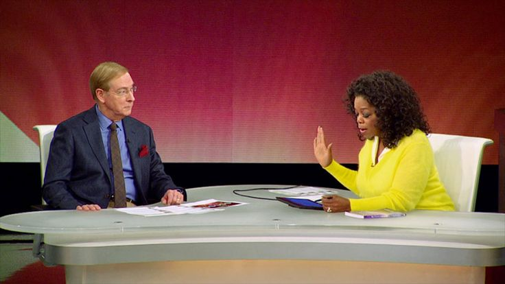 Since Dr. Gary Chapman's best-selling book The 5 Love Languages was first published more than 20 years ago, millions have discovered which love language they speak. Now, it's Oprah's turn! Watch as she reveals her love language.