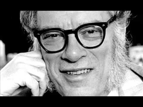 """Isaac Asimov's Favorite Story """"The Last Question"""" Read by Isaac Asimov— and by Leonard Nimoy 