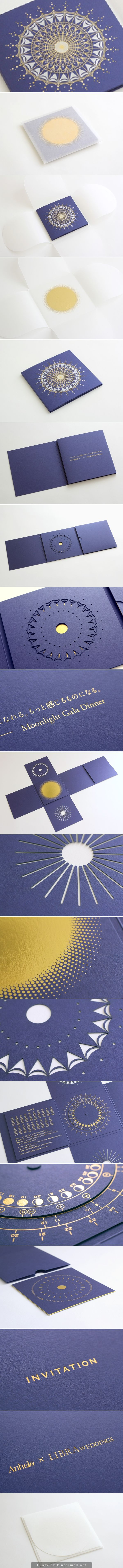 Invite me! Anhelo × LIBRA WEDDINGS the most gorgeous wedding invitation packaging curated by Packaging Diva PD created via http://www.kotohogidesign.com/2012/11/dm_mgd_01/