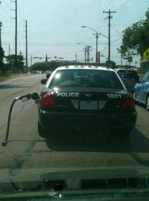 15 Biggest Police Car Fails