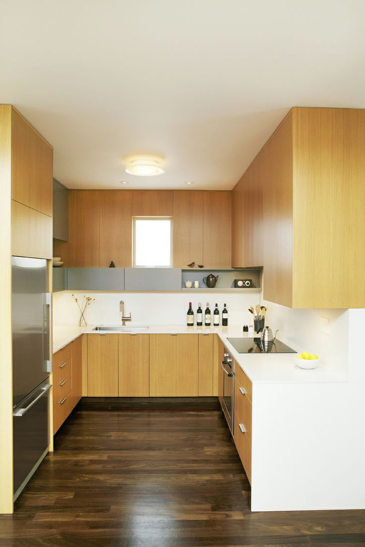 Compact Kitchen Design By SHED Architecture U0026 Design
