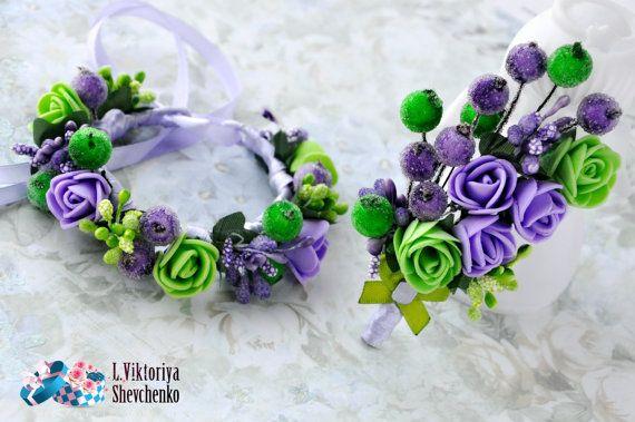 Hey, I found this really awesome Etsy listing at https://www.etsy.com/uk/listing/400060085/bridal-flower-crown-wedding-boho-wedding