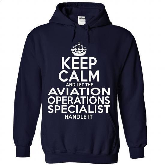 Aviation Operations Specialist - #crewneck sweatshirts #design t shirt. ORDER HERE => https://www.sunfrog.com/LifeStyle/Aviation-Operations-Specialist-9825-NavyBlue-Hoodie.html?60505