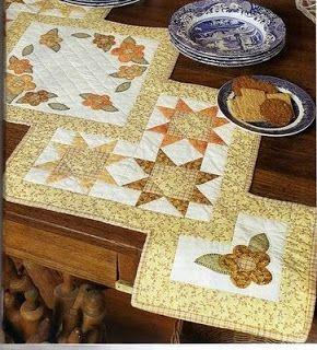 FELIZARTES: Amo patchwork - idéias lindas achadas