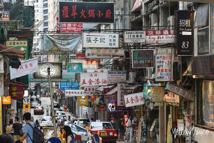 YellowtraceTravels to Hong Kong, China. Hong kong