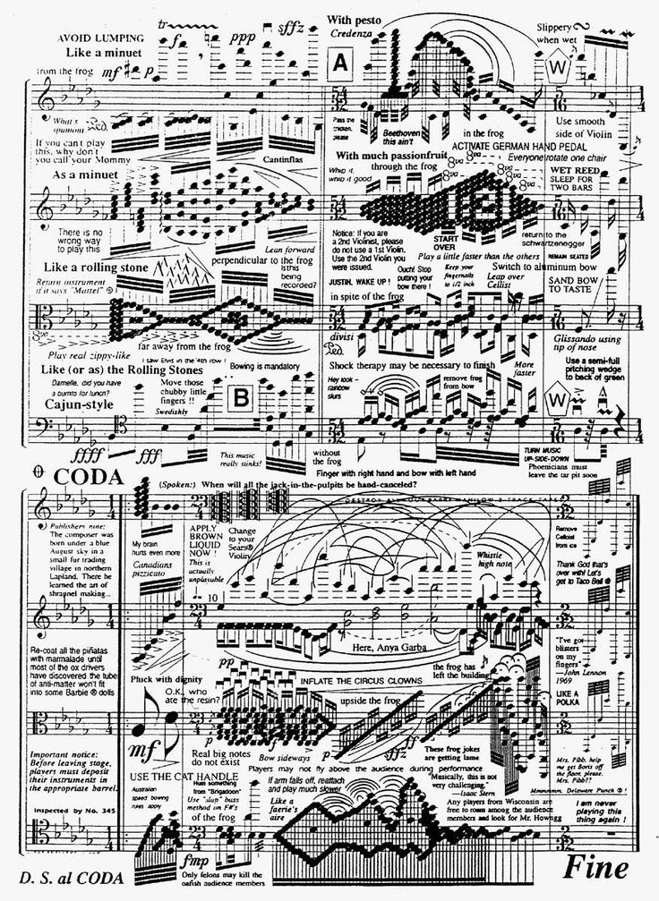 All Music Chords crazy sheet music : 22 best Notation examples images on Pinterest | Music education ...