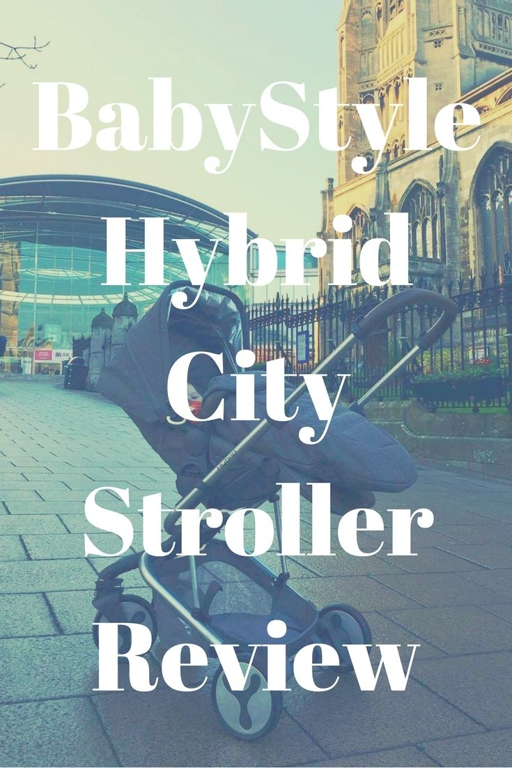 A day out in Norwich with the BabyStyle Hybrid City Stroller - A review. http://ponderingparenthood.com/reviews/babystyle-hybrid-city-stroller-review/