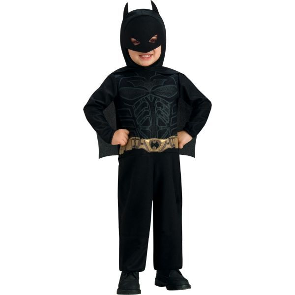 Toddler Boys Batman Costume - The Dark Knight Rises