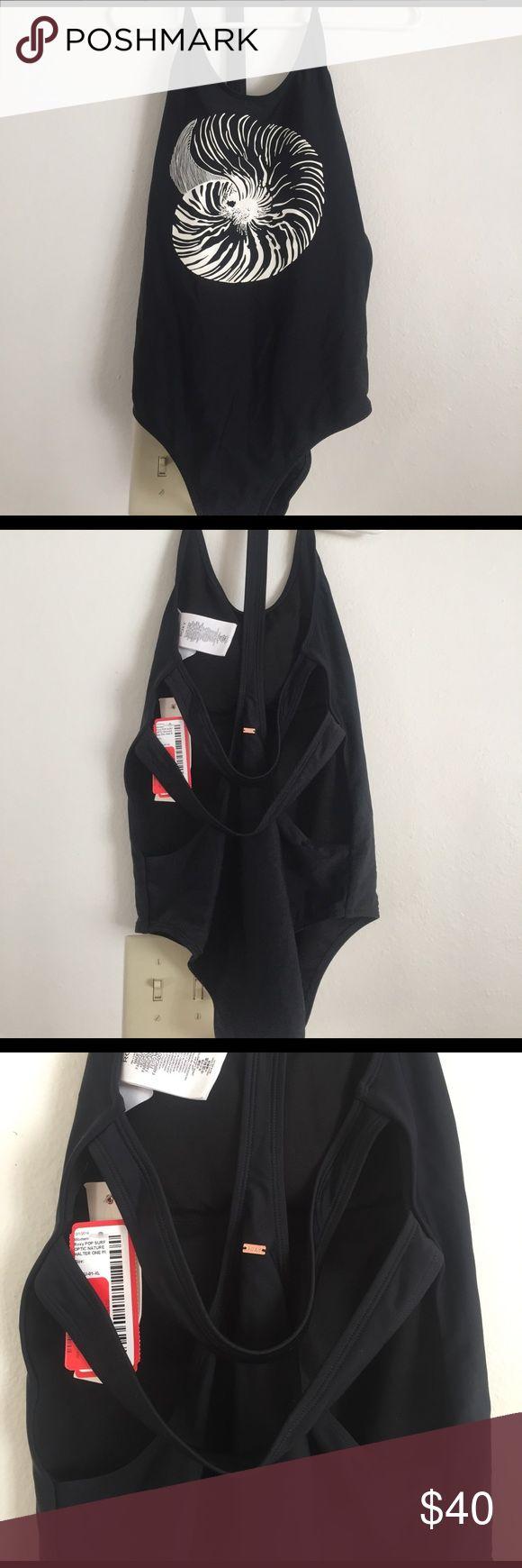 Roxy swimsuit Open stewpot back roxy suit Roxy Swim One Pieces