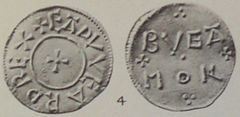 Coin of Edward the Elder