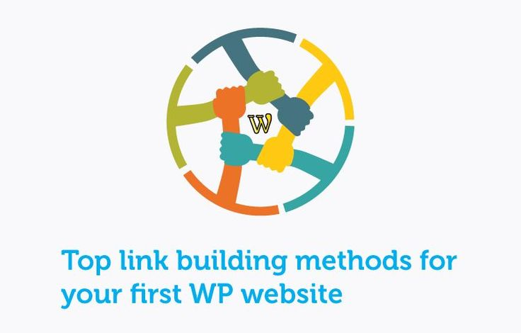 top-link-building-methods-for-first-wp-website