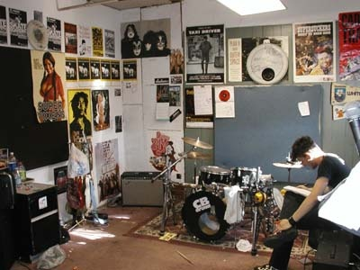 95 Best Images About Rehearsal Rooms On Pinterest Rehearsal Studios Home Recording Studios