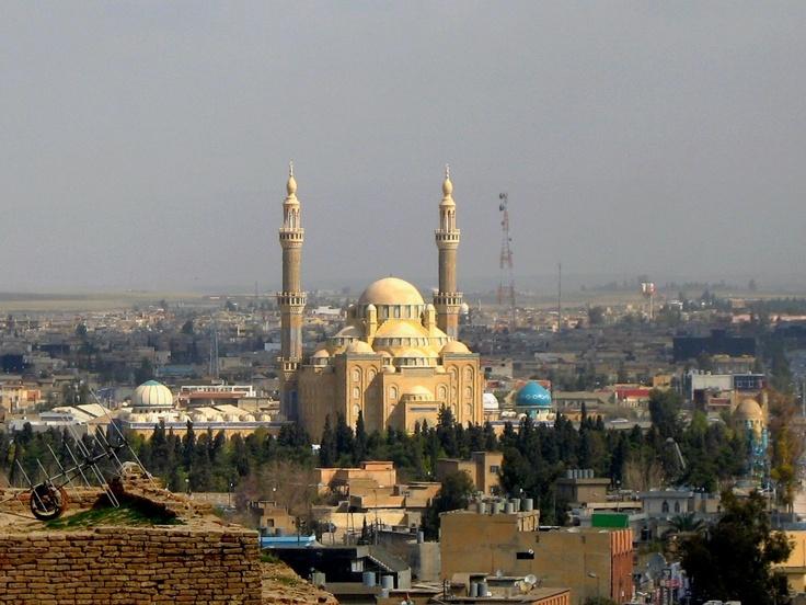 Central Erbil Mosque