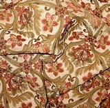 Rich Italian Made Ornate Tapestry Upholstery Drapery Fabric