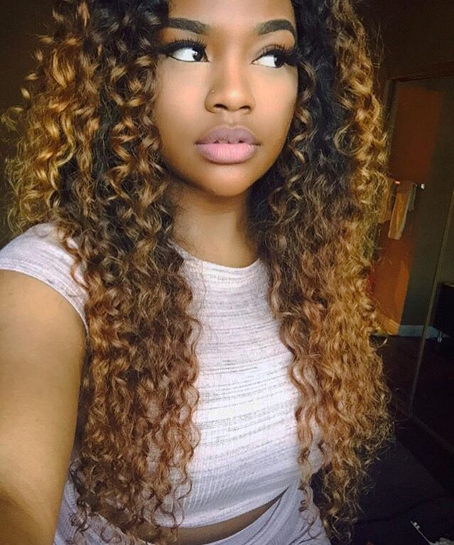 Stupendous 1000 Ideas About Curly Weave Hairstyles On Pinterest Weave Hairstyle Inspiration Daily Dogsangcom
