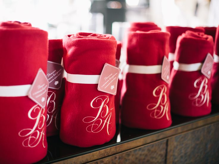 wedding gifts for guests nominal plaid