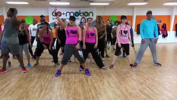 """""""Turn Down for What"""" by DJ Snake & Lil Jon - Choreo by Lauren Fitz for D... This is great low impact dancing fitness!"""
