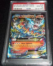 1x M Charizard EX 12/83 - Pokemon XY Generations Mega Ultra PSA 10 GEM MINT  get it http://ift.tt/2g5UOLJ pokemon pokemon go ash pikachu squirtle