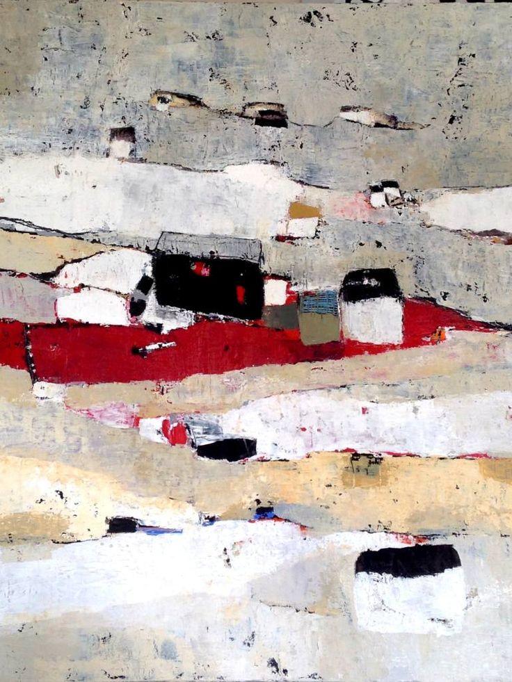 "Saatchi Art Artist Laurence Moracchini; Painting, ""Abstrait 97-3"" #art"