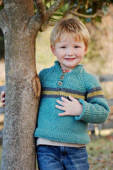 childs chunky top down raglan sweater - all sizes Breiwerk Pinterest...