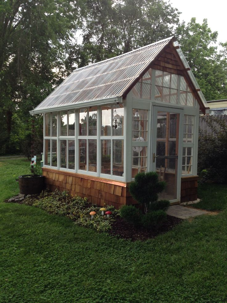 Best 25+ Greenhouse Shed Ideas On Pinterest