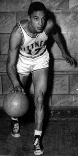 Donald Argee Barksdale (March 31, 1923 – March 8, 1993) was an American professional basketball player. He was a pioneer as an African-American basketball player, becoming the first to be named NCAA All-American, the first to play on a United States men's Olympic basketball team, and the first to play in a National Basketball Association All-Star Game. He was inducted into the Naismith Memorial Basketball Hall of Fame.