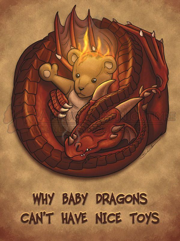 Baby Fire Dragons Anime