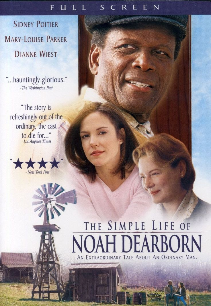 A 91 year old carpenter (Sidney Poitier), who is still in completely good health, has to fight developers who are trying to force him to sell his land.  (a lovely movie)