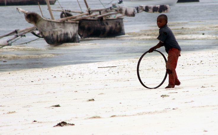 tide... Zanzibar, Unguja, Uroa