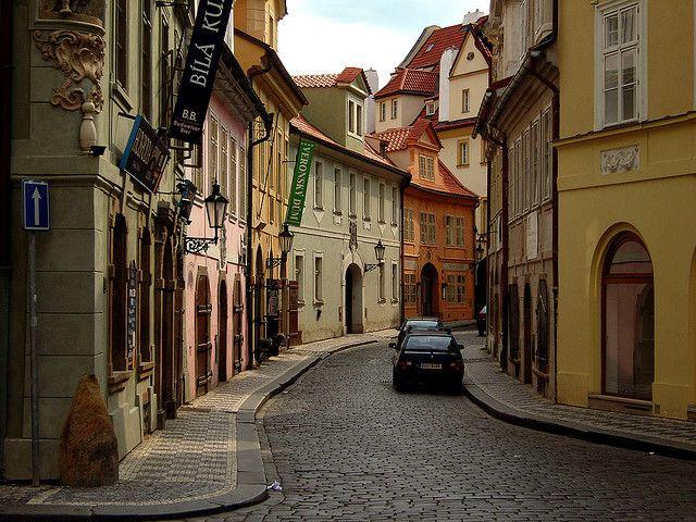 Prague, Czech RepublicBeautiful Cities, Prague Prague, Buckets Lists, Favorite Places, Street, Places I D, Prague Czech Republic, Prague Travel, Beautiful Travel
