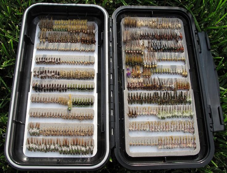 17 best images about fly box on pinterest nice beach for Fly fishing ohio