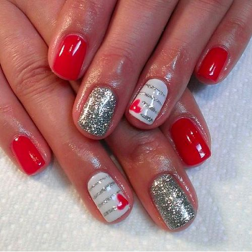 Best 25 Little Girl Nails Ideas On Pinterest: Best 25+ Red Nail Art Ideas On Pinterest