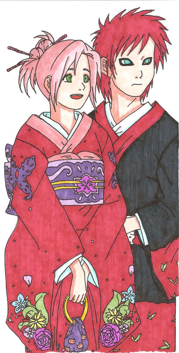 Картинки с гаарой и сакура